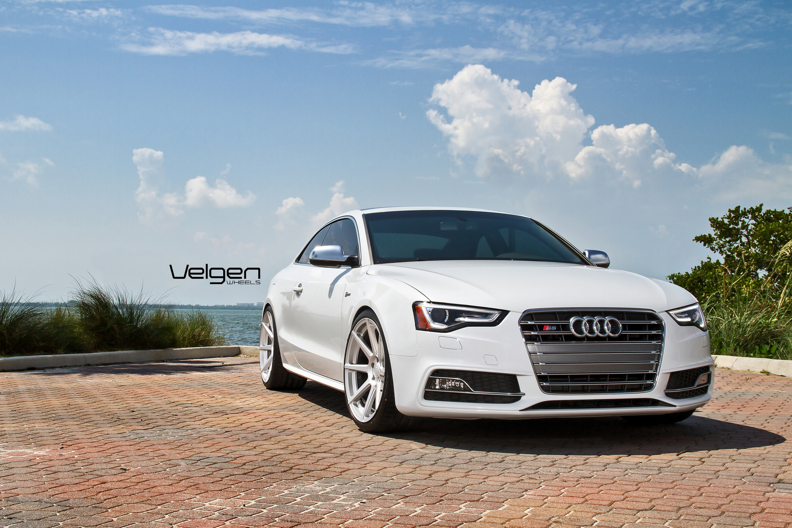 2014 Audi S5 Lowered On Velgen Wheels Gt Autospice