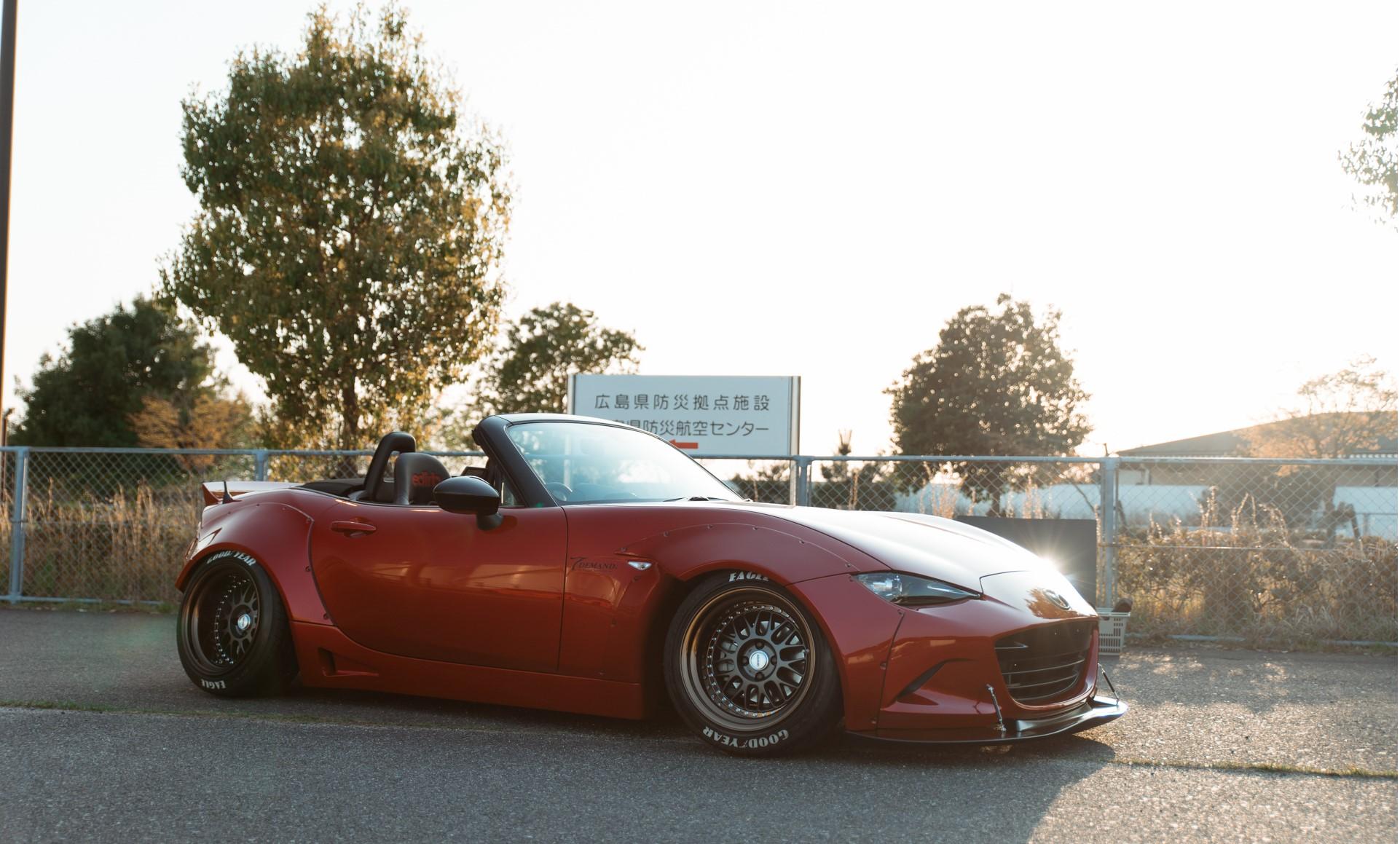 Aimgain Mazda Miata Lowered Autospice