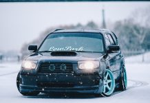forester-stance