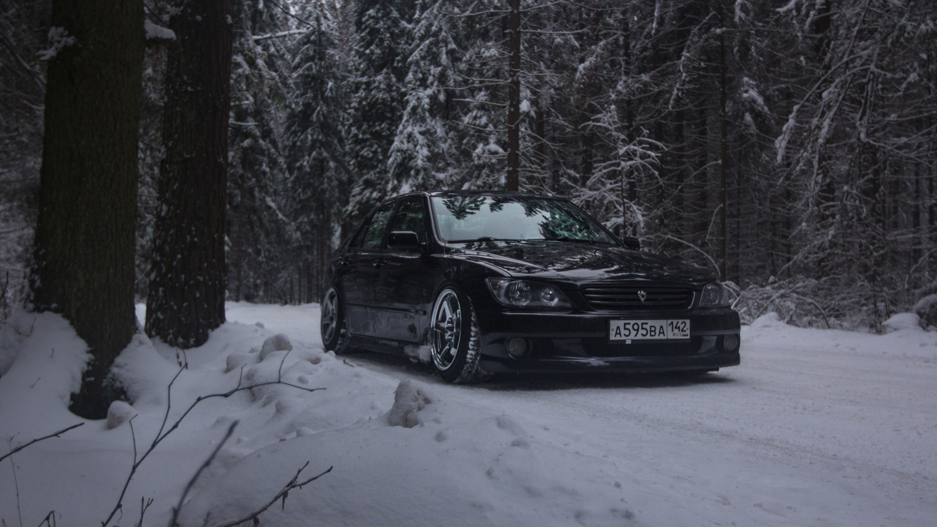 Lexus Is300 Lowered Autospice