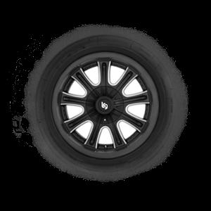 Wheel Side View