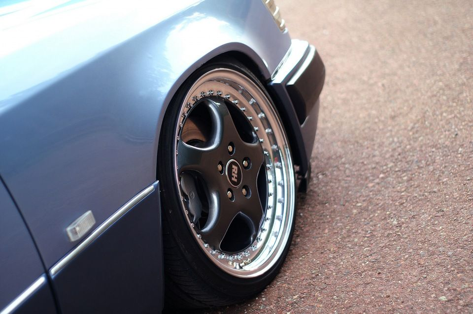 Classic RH 3.5 wheels